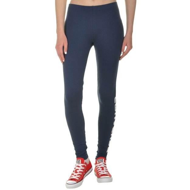 Лосины Converse Core Wordmark Legging - MEGASPORT