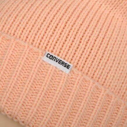 Шапка Converse Fur Pom Knit - 106995, фото 6 - інтернет-магазин MEGASPORT