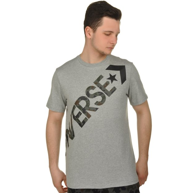 Футболка Converse Cross Body Tee - MEGASPORT