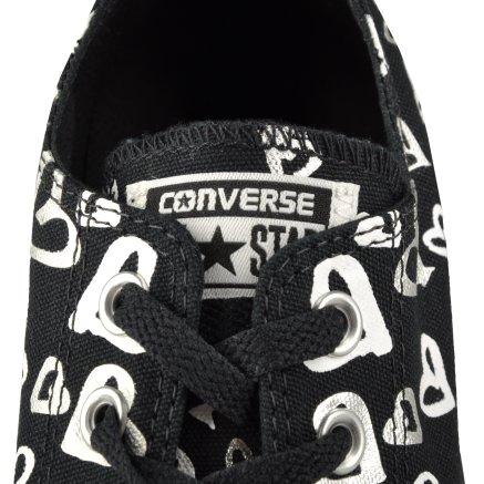 Кеды Converse Chuck Taylor All Star - 110301, фото 6 - интернет-магазин MEGASPORT