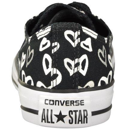 Кеды Converse Chuck Taylor All Star - 110301, фото 7 - интернет-магазин MEGASPORT