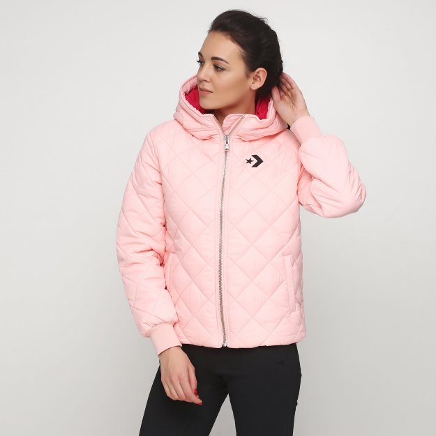 Куртка Converse Quilted Poly Puffer - MEGASPORT