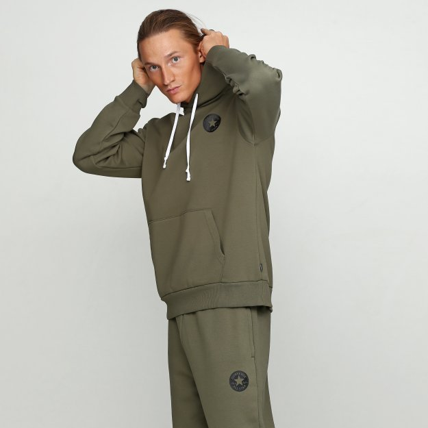 Кофта Converse Chuck Taylor Graphic Pullover Hoodie - MEGASPORT