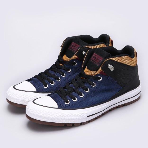 Кеди Converse Chuck Taylor All Star Street Boot - MEGASPORT