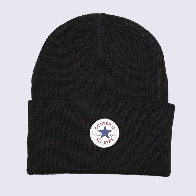 Шапка Converse Tall Cuff Watchcap Knit - MEGASPORT