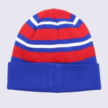 Шапка Converse Striped Cuff Beanie - 113186, фото 2 - интернет-магазин MEGASPORT