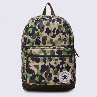 Рюкзаки converse Go 2 Backpack - 123500, фото 1 - интернет-магазин MEGASPORT
