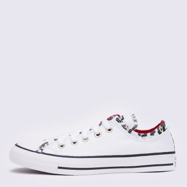Кеди converse Chuck Taylor All Star Double Upper - 123519, фото 1 - інтернет-магазин MEGASPORT