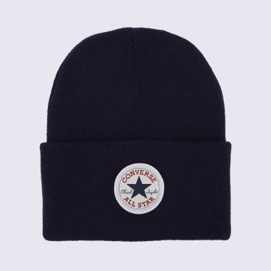 Tall Chuck Patch Beanie