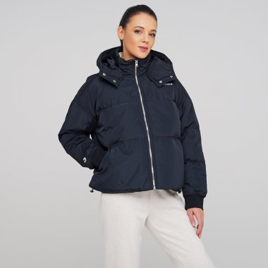 Пуховики converse Womens Down Oversized Puffer - 126377, фото 1 - интернет-магазин MEGASPORT