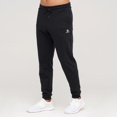 Спортивні штани converse Emb Jogger Ft - 126322, фото 1 - інтернет-магазин MEGASPORT