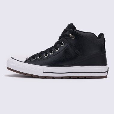 Кеди converse Chuck Taylor All Star Street Boot - 126329, фото 1 - інтернет-магазин MEGASPORT