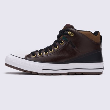 Кеды converse Chuck Taylor All Star Street Boot - 126330, фото 1 - интернет-магазин MEGASPORT