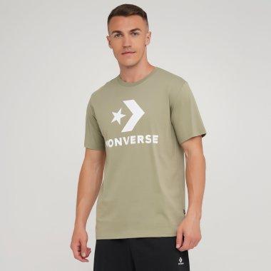 Футболки converse Star Chevron Tee - 134810, фото 1 - інтернет-магазин MEGASPORT