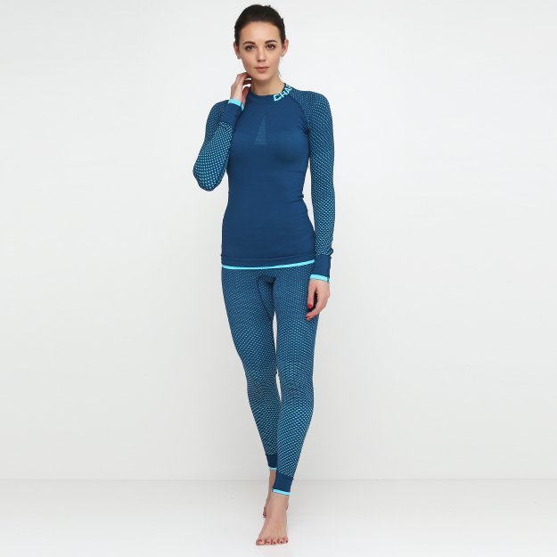 Термобелье Craft (лосины) Warm Intensity Pants W - 114357, фото 1 - интернет-магазин MEGASPORT