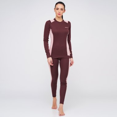 Термобілизна craft (Комплект) Core Dry Baselayer Set W - 127615, фото 1 - інтернет-магазин MEGASPORT