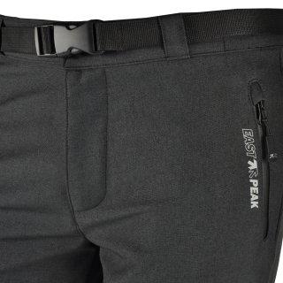 Штани East Peak mens softshell pants - фото 3