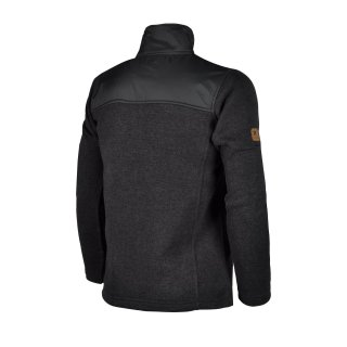 Кофта EastPeak Mens Knitted Fulzip W/Shoulders - фото 2