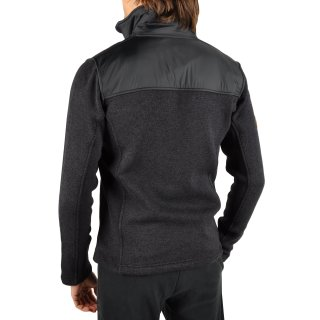 Кофта EastPeak Mens Knitted Fulzip W/Shoulders - фото 7