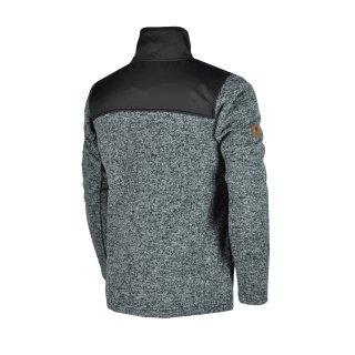 Кофта East Peak mens knitted fulzip w/shoulders - фото 2