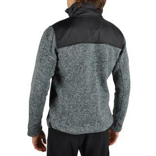 Кофта East Peak mens knitted fulzip w/shoulders - фото 6