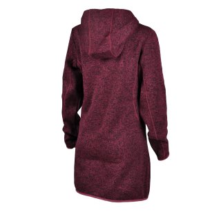 Кофта East Peak ladys long hooded top - фото 2
