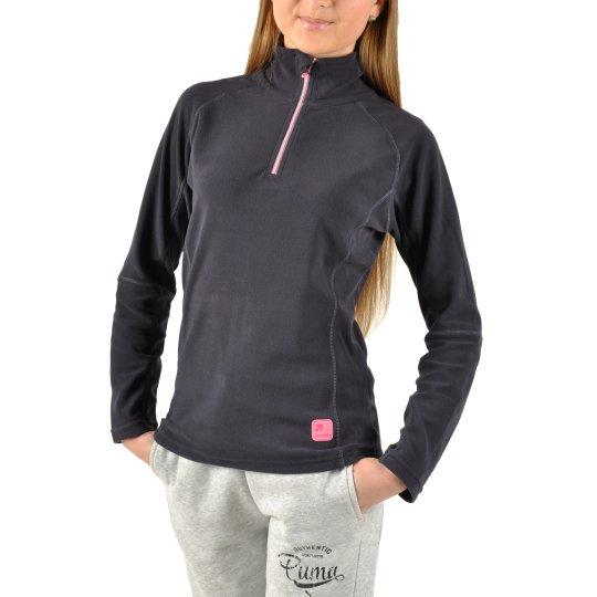 Кофта EastPeak ladys light fleece halfzip - фото