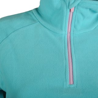 Кофта East Peak ladys light fleece halfzip - фото 3