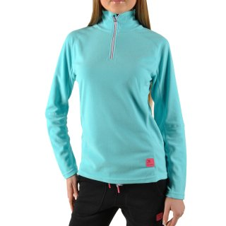 Кофта East Peak ladys light fleece halfzip - фото 4