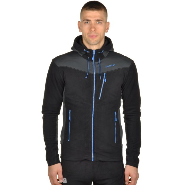 Кофта East Peak Men Combined Thick Fleece Fulzip - MEGASPORT