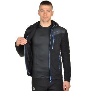 Кофта EastPeak Men Combined Thick Fleece Fulzip - фото 5