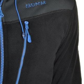 Кофта EastPeak Men Combined Thick Fleece Fulzip - фото 6