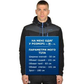Кофта EastPeak Men Combined Thick Fleece Fulzip - фото 7