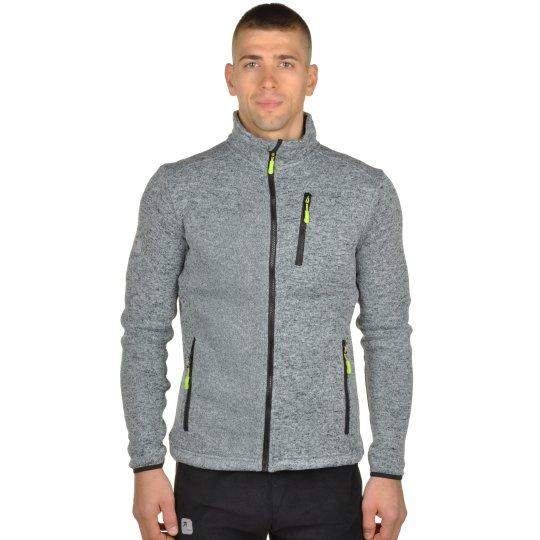 Кофта East Peak Men Knitted Fleece Jacket - фото