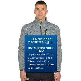 Кофта East Peak Men Knitted Fleece Jacket - фото 7