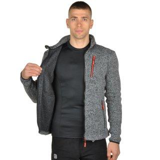 Кофта East Peak Men Knitted Fleece Jacket - фото 5