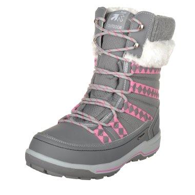 Чоботи eastpeak Heavy Winter Women's High Boots - 97001, фото 1 - інтернет-магазин MEGASPORT