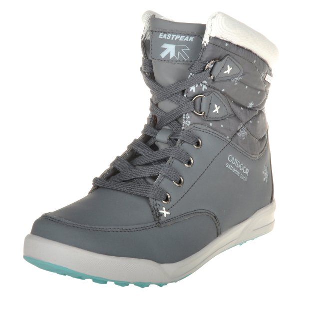 Черевики East Peak Winter Women's High Sneakers - MEGASPORT