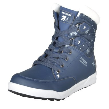 Черевики eastpeak Winter Women's High Sneakers - 97005, фото 1 - інтернет-магазин MEGASPORT