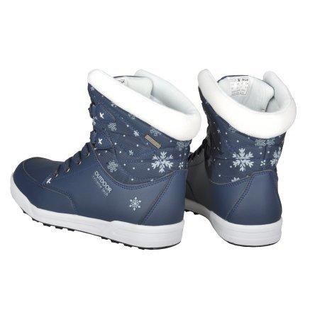 Ботинки East Peak Winter Women's High Sneakers - 97005, фото 4 - интернет-магазин MEGASPORT