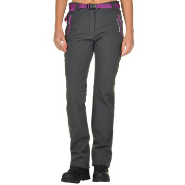Спортивные штаны eastpeak Women Softshell Pants - 96420, фото 1 - интернет-магазин MEGASPORT