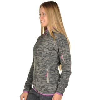 Кофта East Peak Women Hooded Fulzip Fleece - фото 2