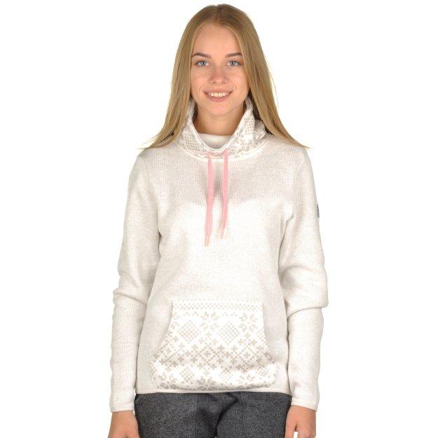 Кофта East Peak Women Knitted Sweatshirt - 96427, фото 1 - интернет-магазин MEGASPORT
