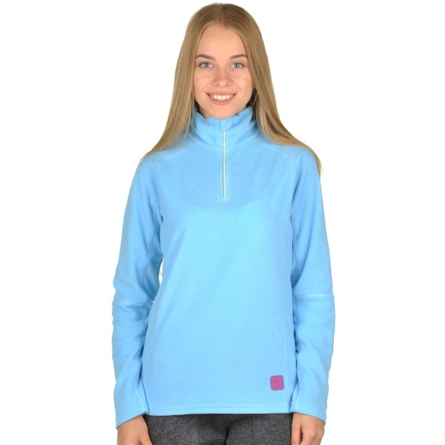 Кофта East Peak Women Light Halfzip Jacket - MEGASPORT