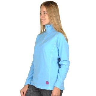 Кофта East Peak Women Light Halfzip Jacket - фото 2