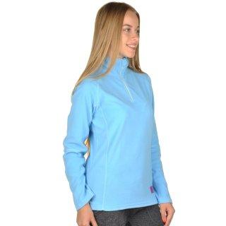 Кофта East Peak Women Light Halfzip Jacket - фото 4
