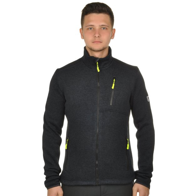 Кофта East Peak Men's Knitted Fleece Jacket - MEGASPORT
