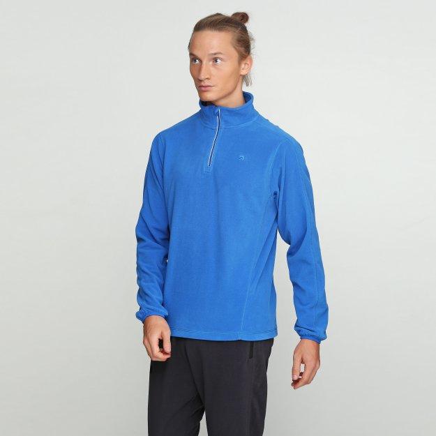Кофта East Peak men`s fleece halfzip - MEGASPORT