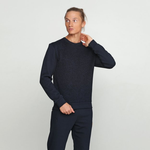 Кофта East Peak men's combined sweatshirt - 113264, фото 1 - интернет-магазин MEGASPORT