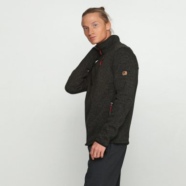 Кофти eastpeak men's knitted fleece jacket - 113265, фото 1 - інтернет-магазин MEGASPORT
